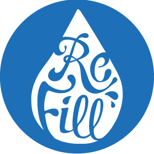Join the Refill Revolution and find free tap water on the go!